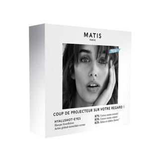 Matis Paris Biocelulózová maska Réponse Regard  5 x 10 ml dámské