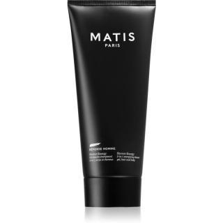 MATIS Paris Réponse Homme Shower-Energy sprchový gel a šampon 2 v 1 pro muže 200 ml pánské 200 ml
