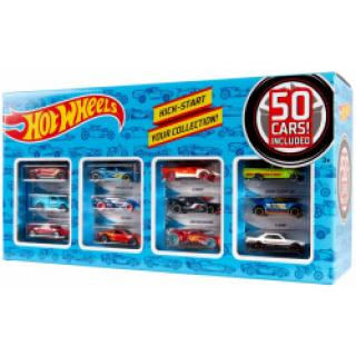 Mattel CGN22 - Hot Wheels Autíčko Hot Wheels 50 ks