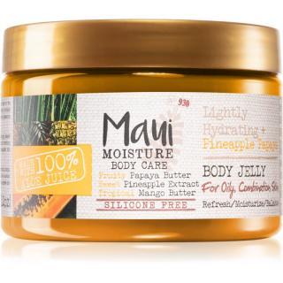 Maui Moisture Lightly Hydrating   Pineapple Papaya sprchové želé pro mastnou pokožku 340 g dámské 340 g