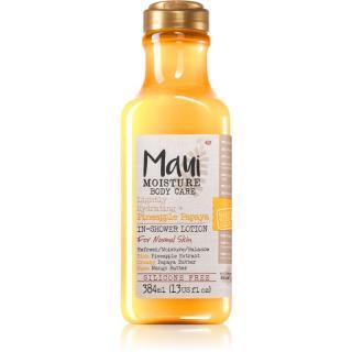 Maui Moisture Lightly Hydrating   Pineapple Papaya tělové mléko do sprchy 385 ml dámské 385 ml