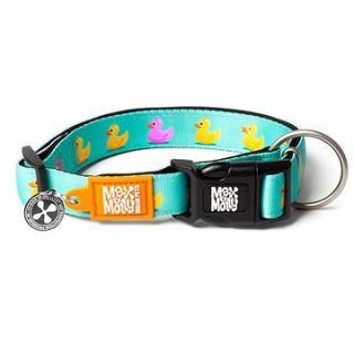 Max & Molly Smart ID obojek polostahovací, Ducklings, Velikost L
