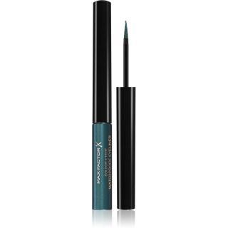 Max Factor Colour X-pert voděodolná oční linka odstín 04 TURQUOISE 1,70 ml dámské 1,70 ml