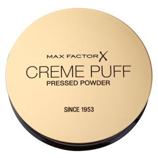 Max Factor Creme Puff pudr pro všechny typy pleti odstín 50 Natural 21 g dámské 21 g