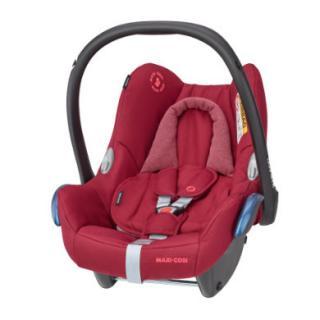 MAXI COSI CabrioFix Essential Red 2020 červená