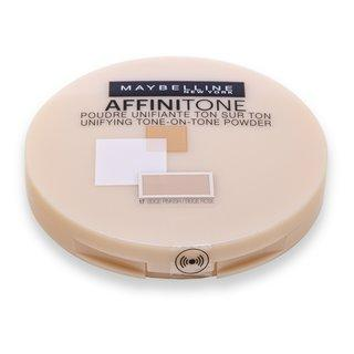 Maybelline Affinitone 17 Rose Beige pudr 9 g