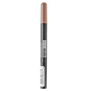 Maybelline Brow Satin Dark Blond tužka na obočí 2v1 9 g