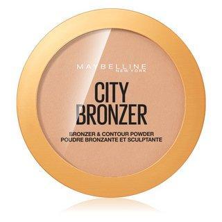 Maybelline City Bronzer 200 Medium Cool pudr 8 g