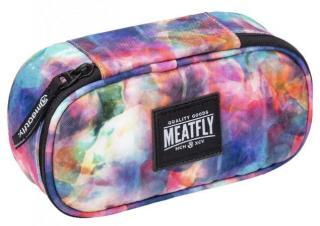 Meatfly Penál Pencil Case Universe Color