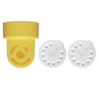 MEDELA Náhradní 2 ventily včetně 6 membrán