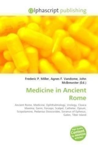 Medicine in Ancient Rome