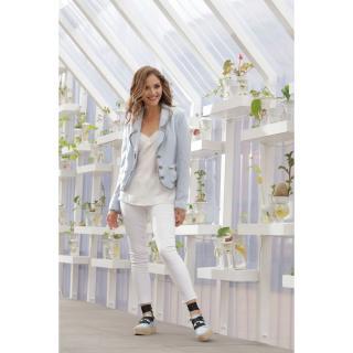 Mefese Womans Jacket 9101 dámské Blue 38