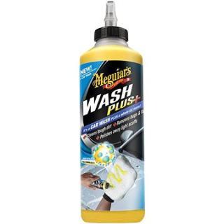 Meguiars Car Wash Plus  - revoluční, vysoce koncentrovaný šampon na odolné nečistoty, 709 ml