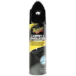 Meguiars Carpet & Upholstery Cleaner - Pěnový čistič koberců a textilií s pohlčovačem zápachu a osv