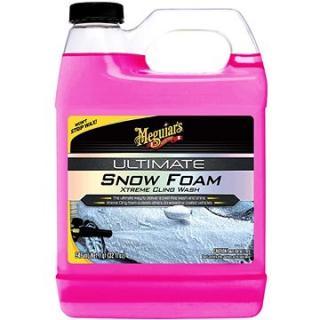 Meguiars Ultimate Snow Foam Xtreme Cling Wash - Extra hustý, pH neutrální autošampon do napěňovače