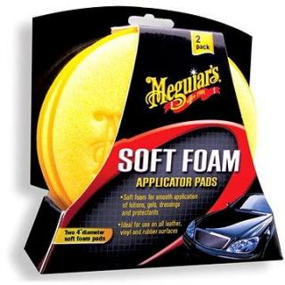 MEGUIARS X3070 Soft Foam Applicator Pads