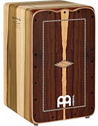 Meinl Artisan Edition Cajon Martinete Line Brazilian Ironwood Brown