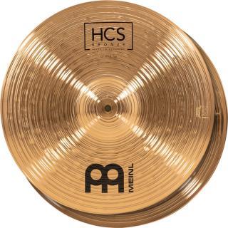 Meinl HCS Bronze Hihat 15