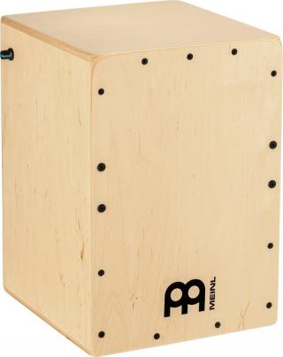 Meinl Pickup Jam Cajon with Snares Natural