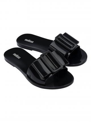 Melissa černé pantofle Babe Black dámské černá 39