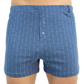 Men's shorts Molvy blue  pánské Neurčeno M