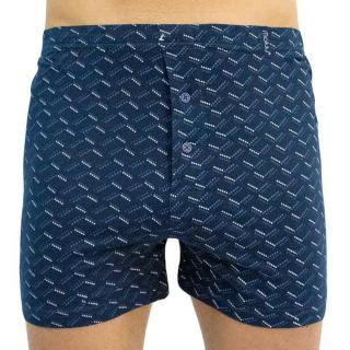 Men's shorts Molvy dark blue  pánské Neurčeno XL
