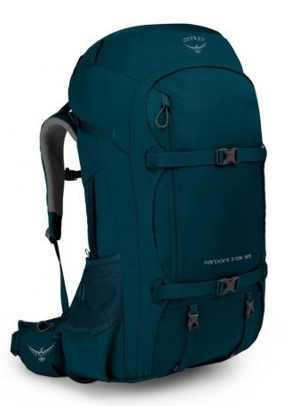 Mens backpack Osprey FARPOINT TREK 55L No color 55L