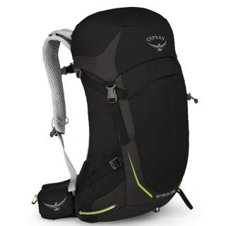 Mens backpack Osprey Stratos 26 II černá 26 Litrů