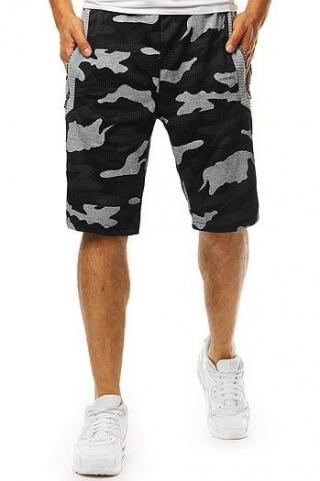 Mens black sweatpants SX1040 pánské Neurčeno M