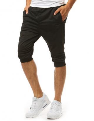 Mens black sweatpants SX1227 pánské Neurčeno XXL