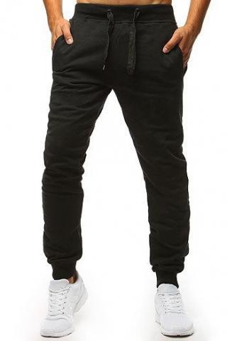 Mens black sweatpants UX2395 pánské Neurčeno M