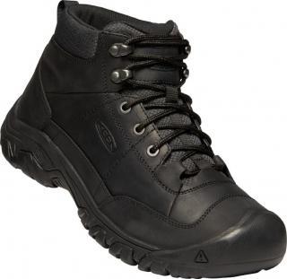 Mens boots KEEN TARGHEE III CHUKKA WP M pánské No color 44