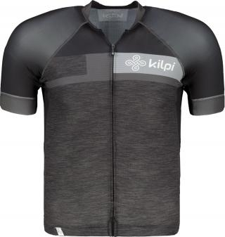 Mens cycling jersey Kilpi TREVISO-M DGY L
