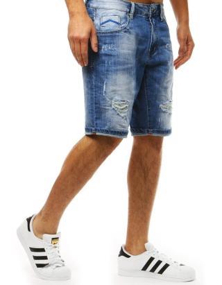 Mens denim blue shorts SX0932 pánské Neurčeno 30