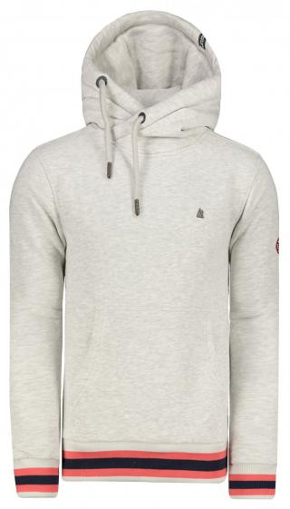 Mens hoodie Alife and Kickin Johnson C pánské No color S