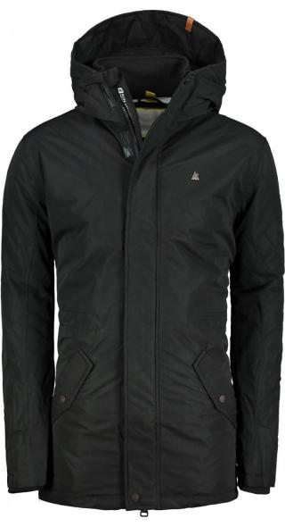 Mens jacket Alife and Kickin Ron pánské Moonless XL