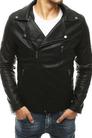Mens leather ramones jacket black TX3451 pánské Neurčeno L