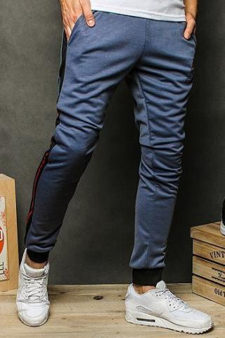 Mens navy blue sweatpants UX2461 pánské Neurčeno M