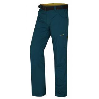 Mens outdoor pants Kahula M tm. muted turquoise pánské Neurčeno XXL