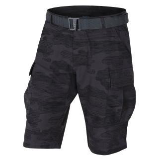 Mens shorts Kalfer M tm. grey pánské Neurčeno M