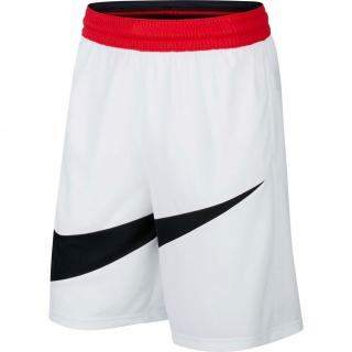 Mens shorts Nike Dri-FIT Basketball pánské White S