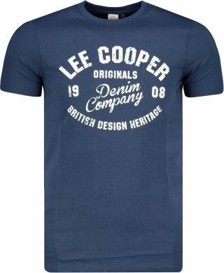 Mens T-shirt Lee Cooper Logo pánské Other M