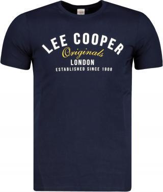 Mens T-shirt Lee Cooper Logo pánské Other XXL