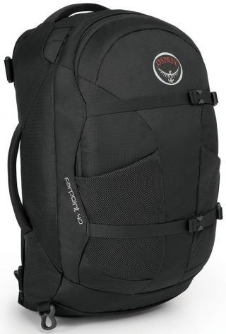 Mens travel bag Osprey Farpoint 40 Volcanic Grey 40 Litrů