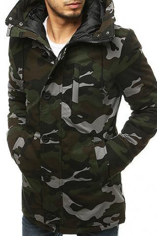 Mens winter hooded jacket TX3475 pánské Neurčeno M