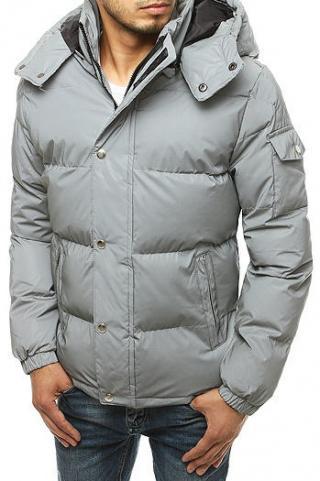 Mens winter silver jacket TX3503 pánské Neurčeno L