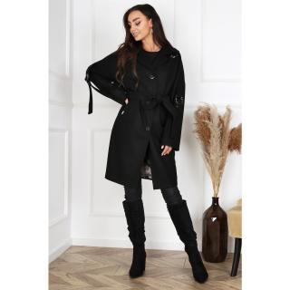 Merce Womans Coat Viktoria dámské Black 34