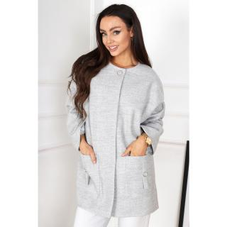 Merce Womans Jacket Bella dámské Grey Melange M