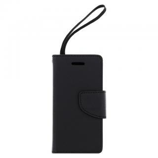 Mercury Fancy Diary flipové pouzdro pro Apple iPhone 5/5S černé