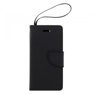 MERCURY Fancy Diary flipové pouzdro pro Apple iPhone 6/6S černé